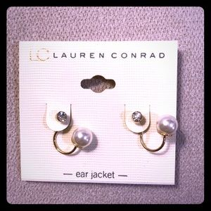 NWT LC Lauren Conrad Earrings